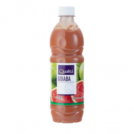 Suco concentrado de goiaba Qualitá 500ml
